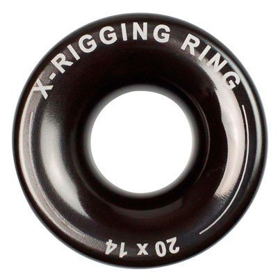 Notch X-Rigging Ring—Medium