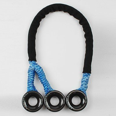Notch X-Rigging Ring Triple Sling—3 Large rings, 1/2 in Tenex sling ST-36495