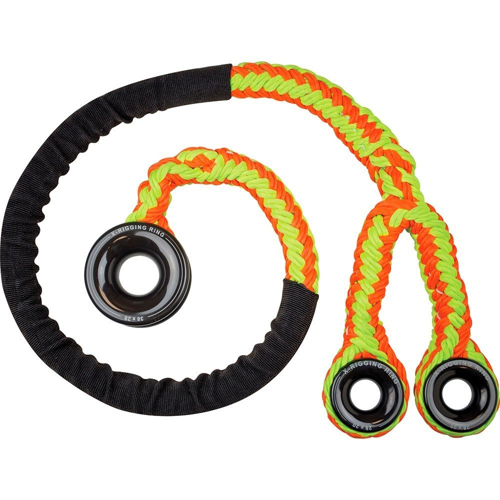 Notch X-Rigging Ring Triple Sling—2 Large rings, 1 XL ring, 3/4 in tREX sling