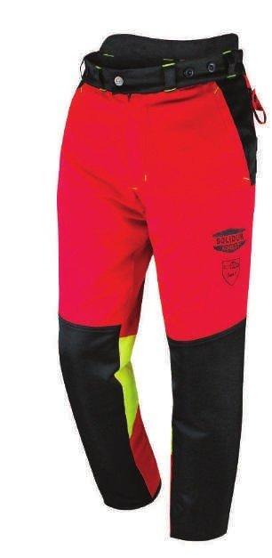 Felin Water-Resistant Lumberjack Trousers SOL-FEPA