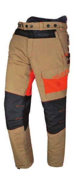 SOFRESH Lumberjack Trousers SOL-FRPA