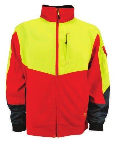 Work Jacket—Extensible