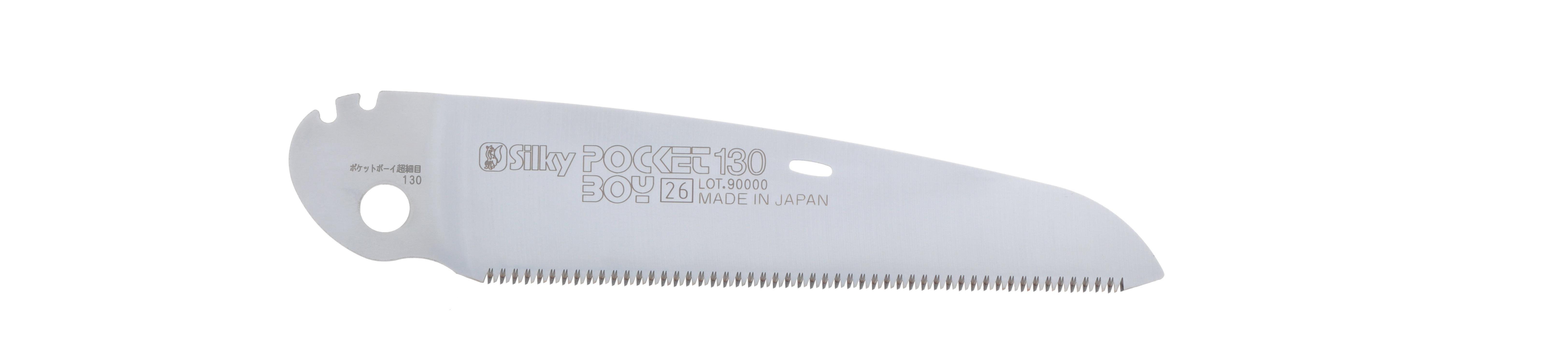 POCKETBOY 130 (X-Fine Teeth) Extra blade SI-345-13