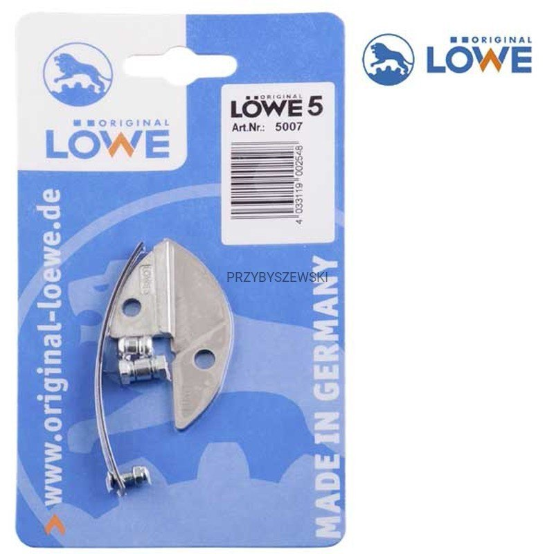 Set spare parts LÖWE 5 in a blister