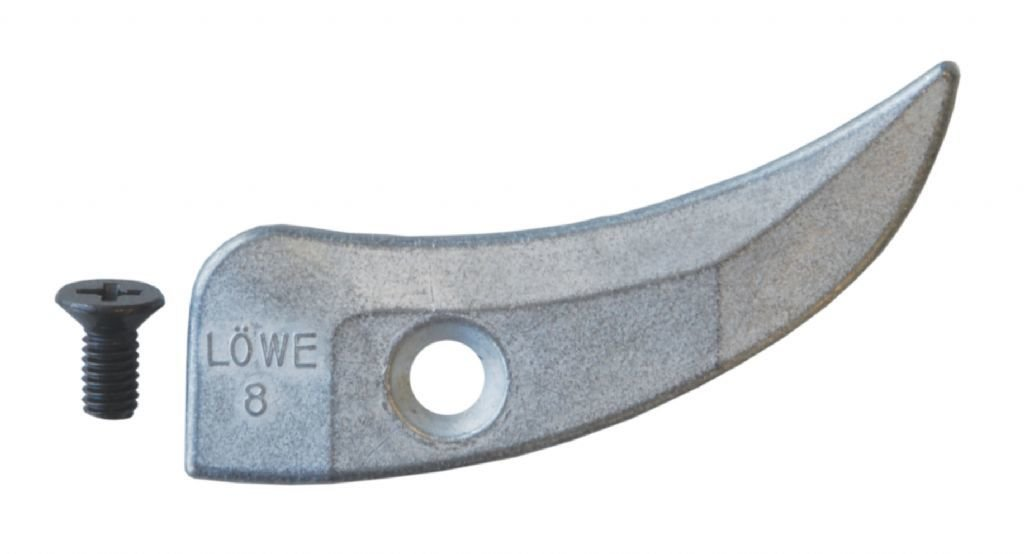 Anvil (base) LÖWE 8 with screw LO-8002