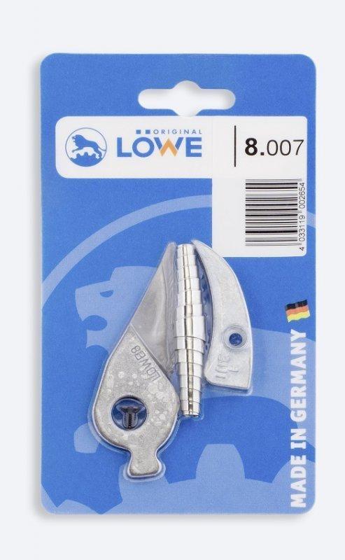 Anvil (base) LÖWE 8 with screw
