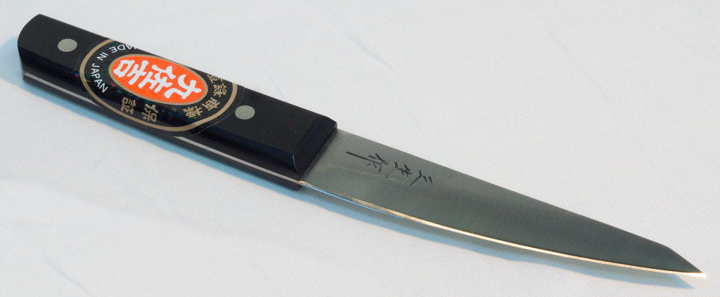 KUSAKICHI Carbon Steel Boning Knife (140mm)