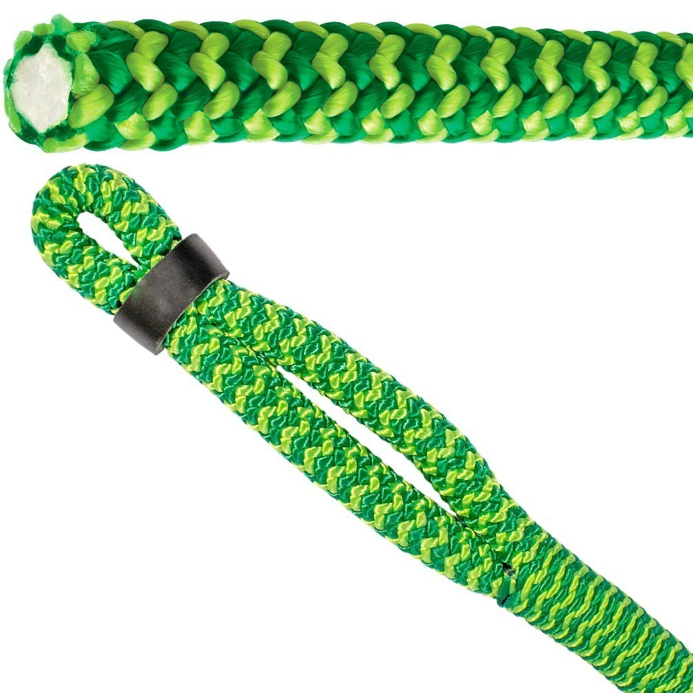 Poison Hi-vy Rope 120ft 11.7mm — Eye Splice