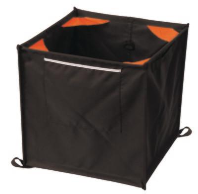 Throw Line Storage Cube