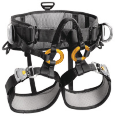 SEQUOIA SRT Seat Harness for Single Rope Ascent Techniques
