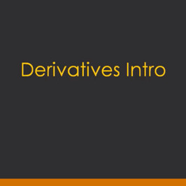 Derivative Pricing – Basic – Online Course
