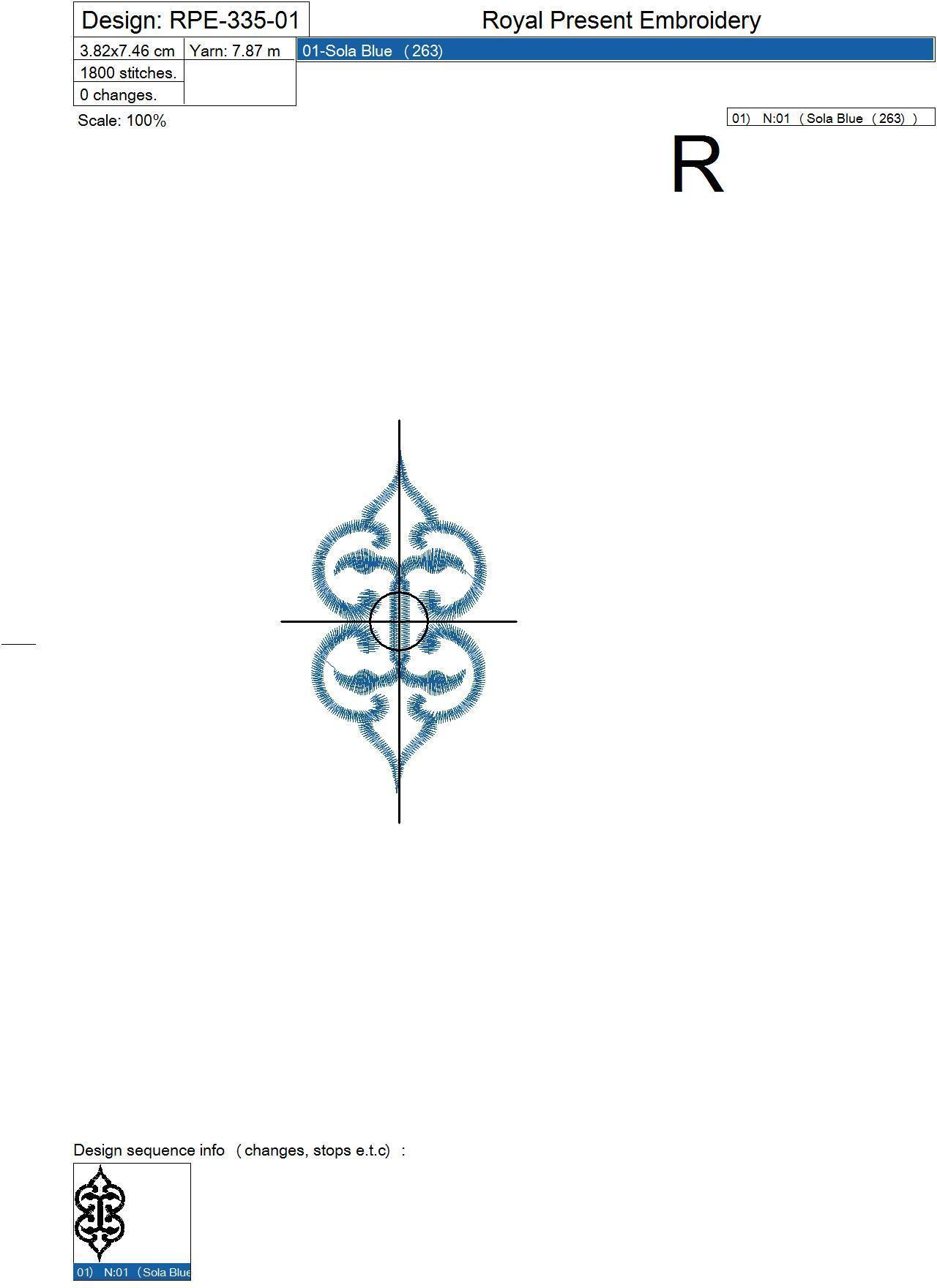 Два дизайна для обработки прорезей пуговиц
