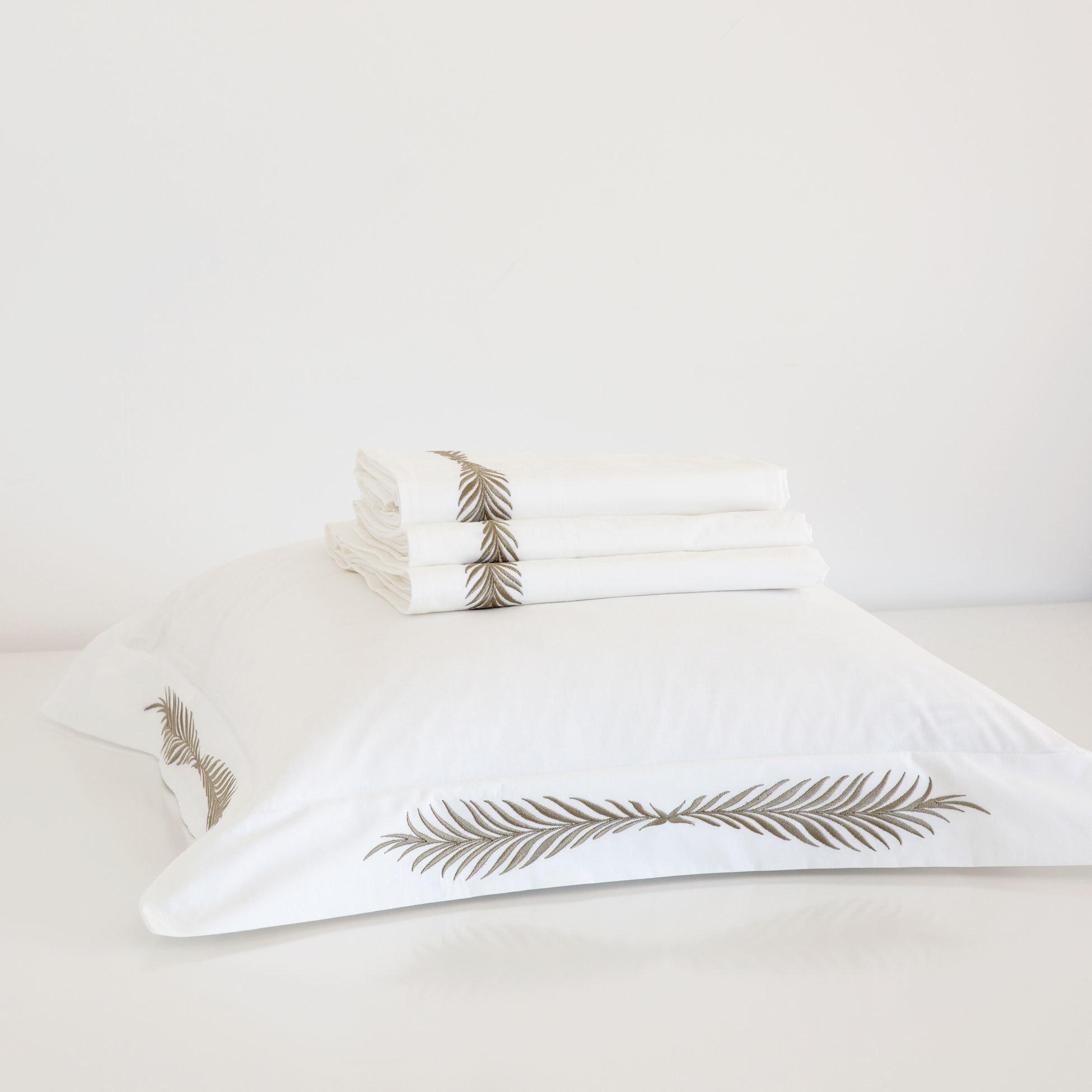 Дизайн для машинной вышивки Пальмовая ветвь RPE-339
