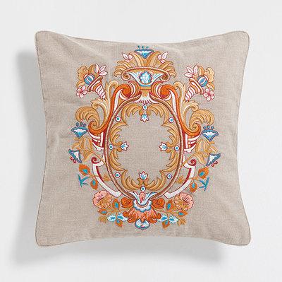 Дизайн машинной вышивки Роскошная классика - 2 размера
