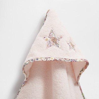 Аппликация для машинной вышивки Звезда - 3 размера
