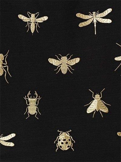 Дизайны машинной вышивки Насекомые