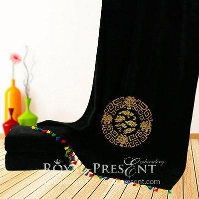 Дизайн машинной вышивки Китайский орнамент