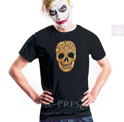 Дизайн машинной вышивки Орнаментальный череп - 3 размера