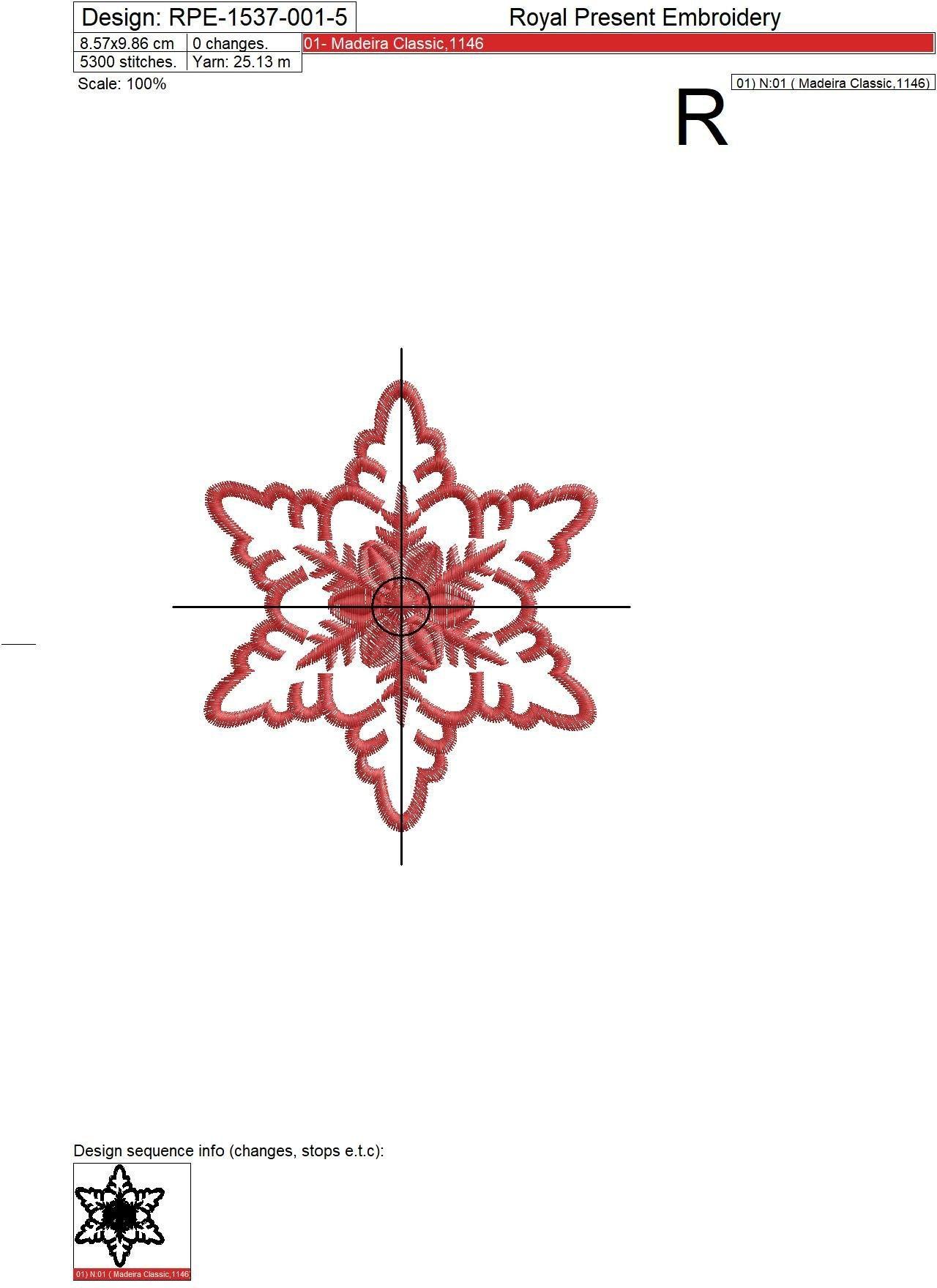 Набор дизайнов Новогодний венок с Оленями и декор шишки и снежинка