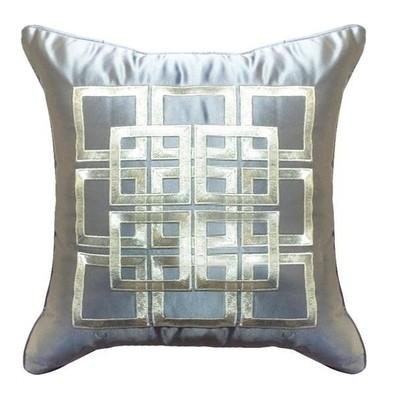 Дизайн машинной вышивки Элемент для графического орнамента на декоративную подушку