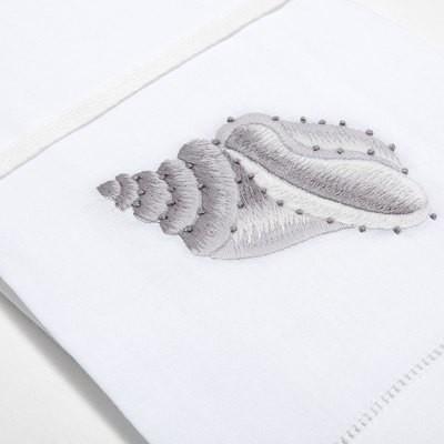 Дизайн машинной вышивки Красивая ракушка - 2 размера