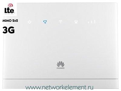Роутер Huawei B315s (MIMO, 3G/4G LTE - Yota, МегаФон, МТС, Билайн) 90028