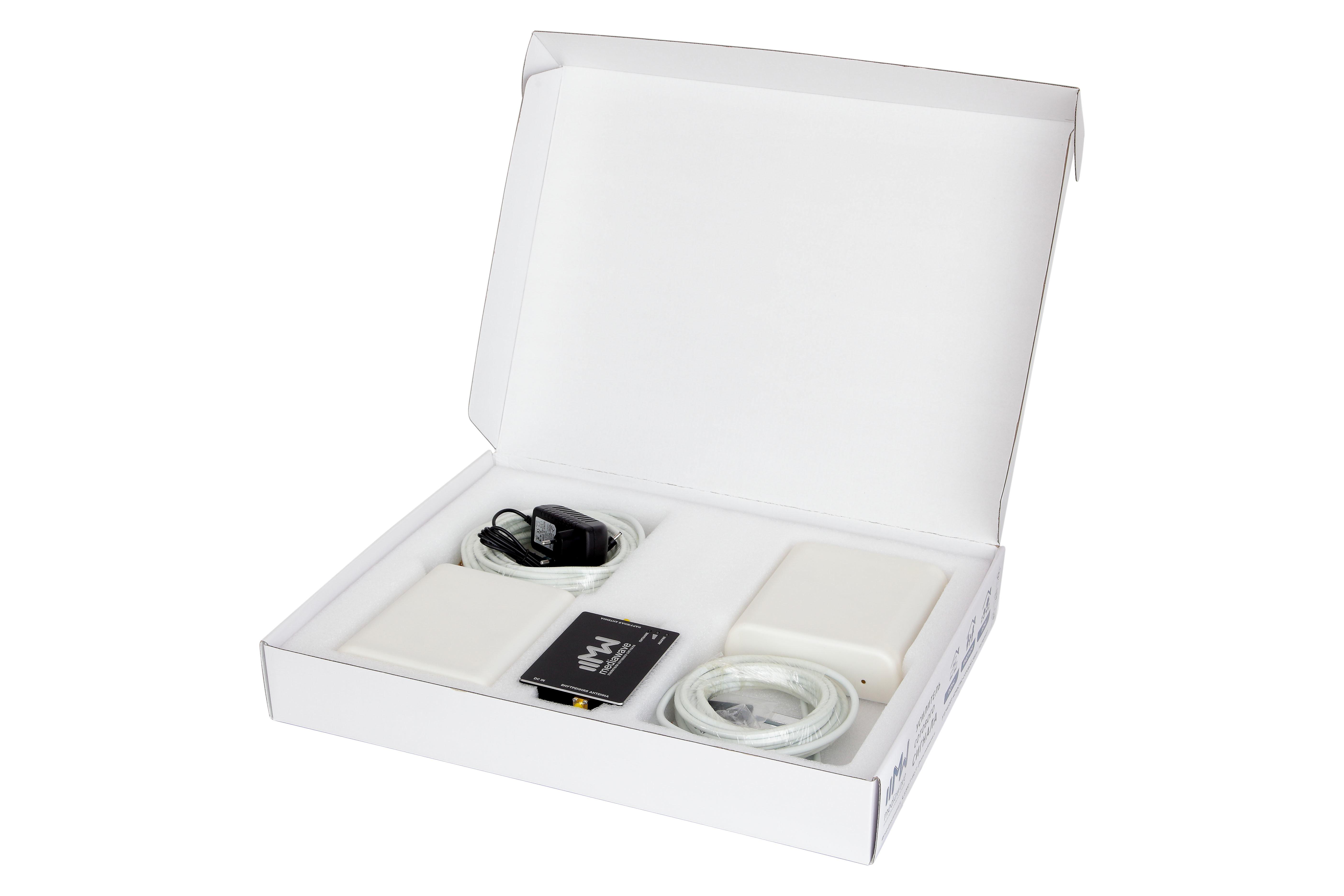 MediaWave MWK-9-N - содержимое комплекта