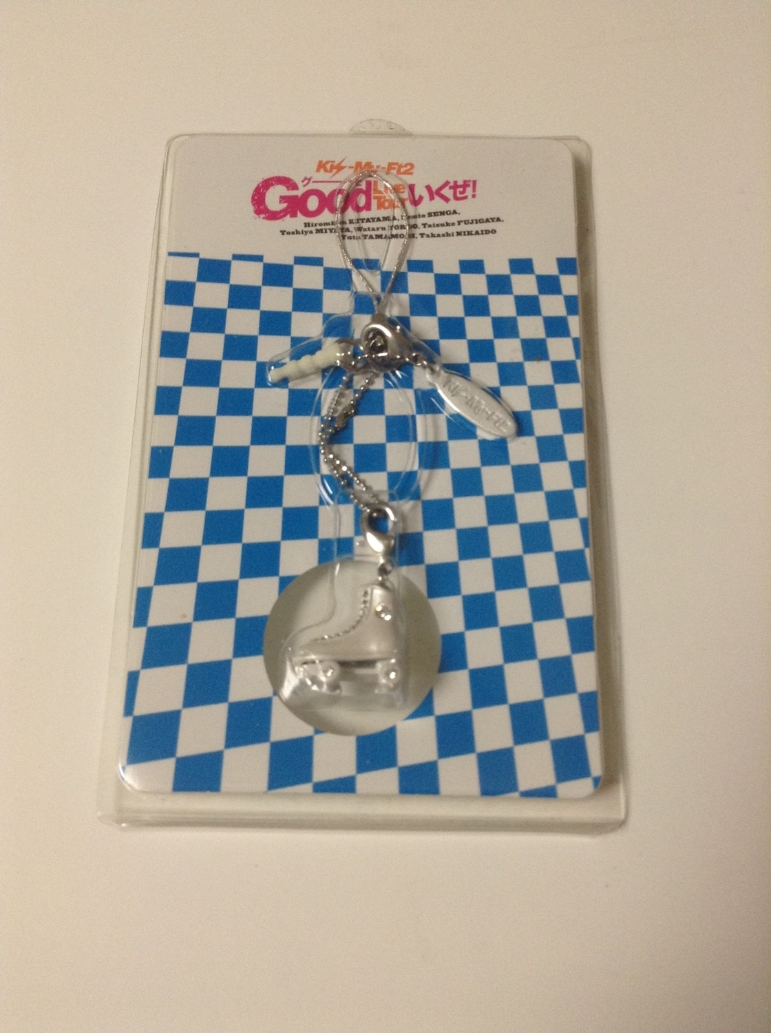 Kis-My-Ft2 Good Ikuze Tour 2013 Charm