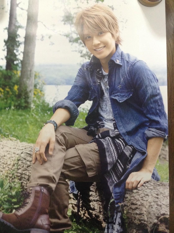 NEWS Tegomasu Tegoshi Yuya Poster