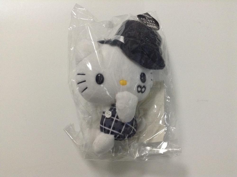 Kanjani8 7-11  2013 Hello Kitty Mascot Black