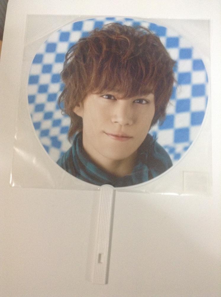 Kis-My-Ft2 Good Ikuze Tour 2013 Uchiwa Senga
