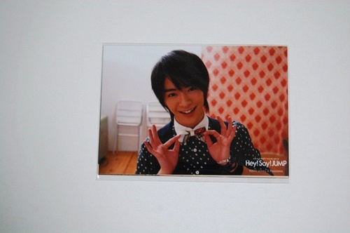 Hey Say Jump Asia First Tour 2012 Photoset - Yuri Chinen