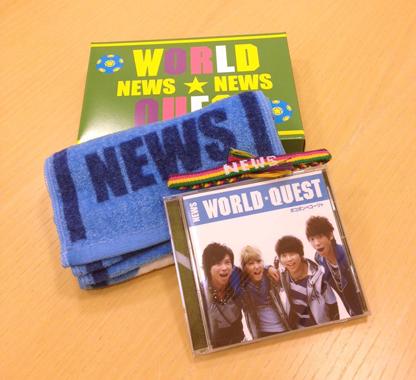 NEWS WORLD QUEST/Pokoponpekorya Special Edition Boxset *RARE*