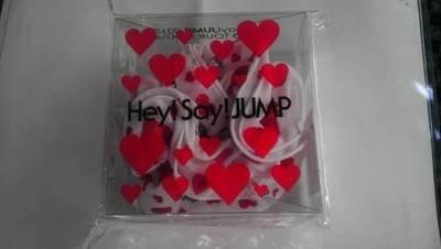 Hey! Say! JUMP World Tour 2012 Hairtie/Shushu