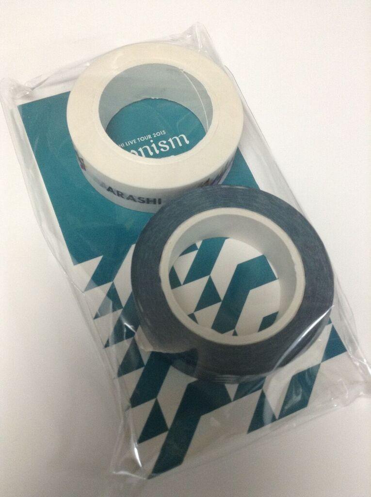 Arashi Japonism Venue Limited Tape (Tokyo)