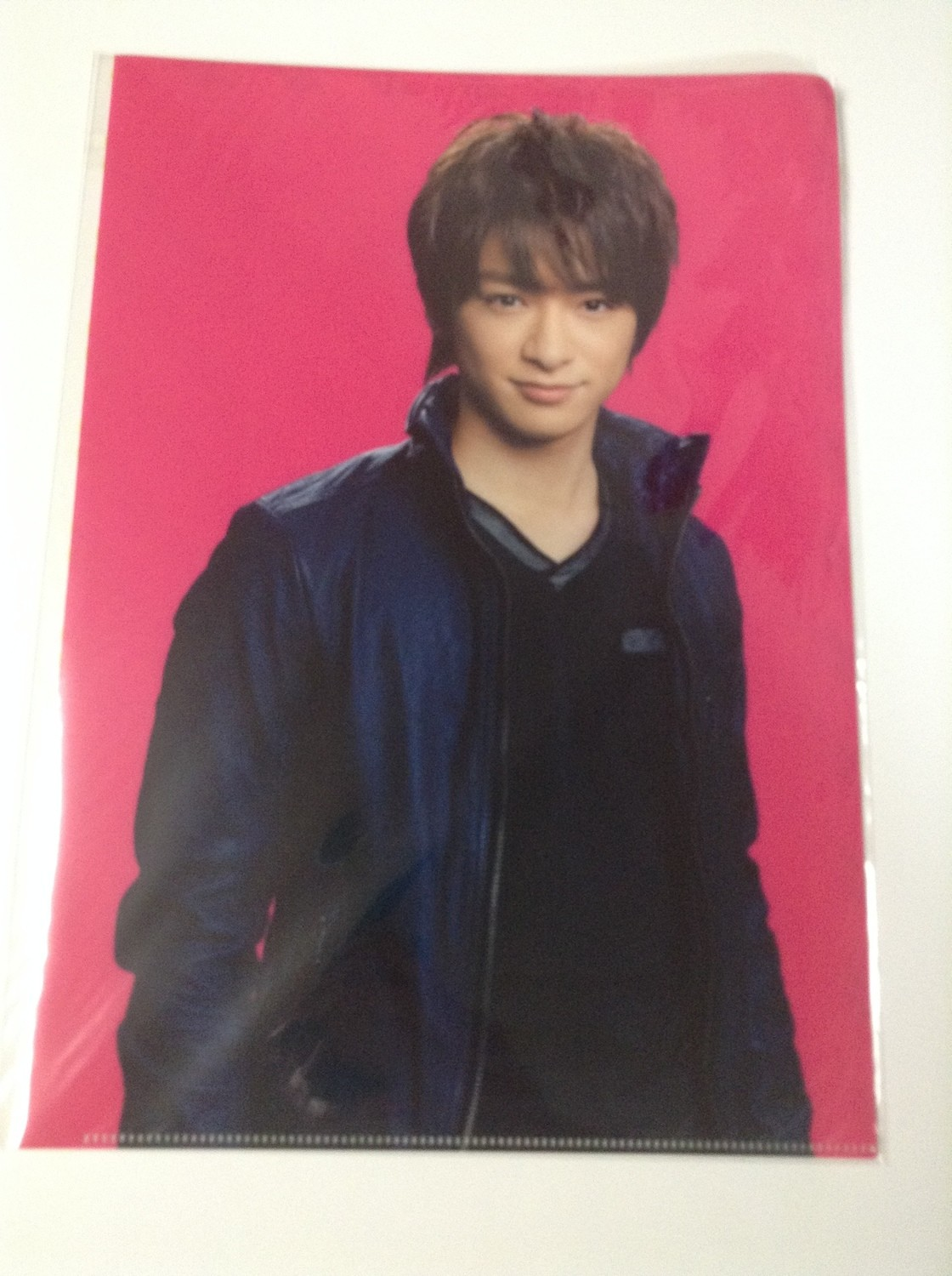 Hey Say JUMP Live With Me Yuri Chinen Clearfile