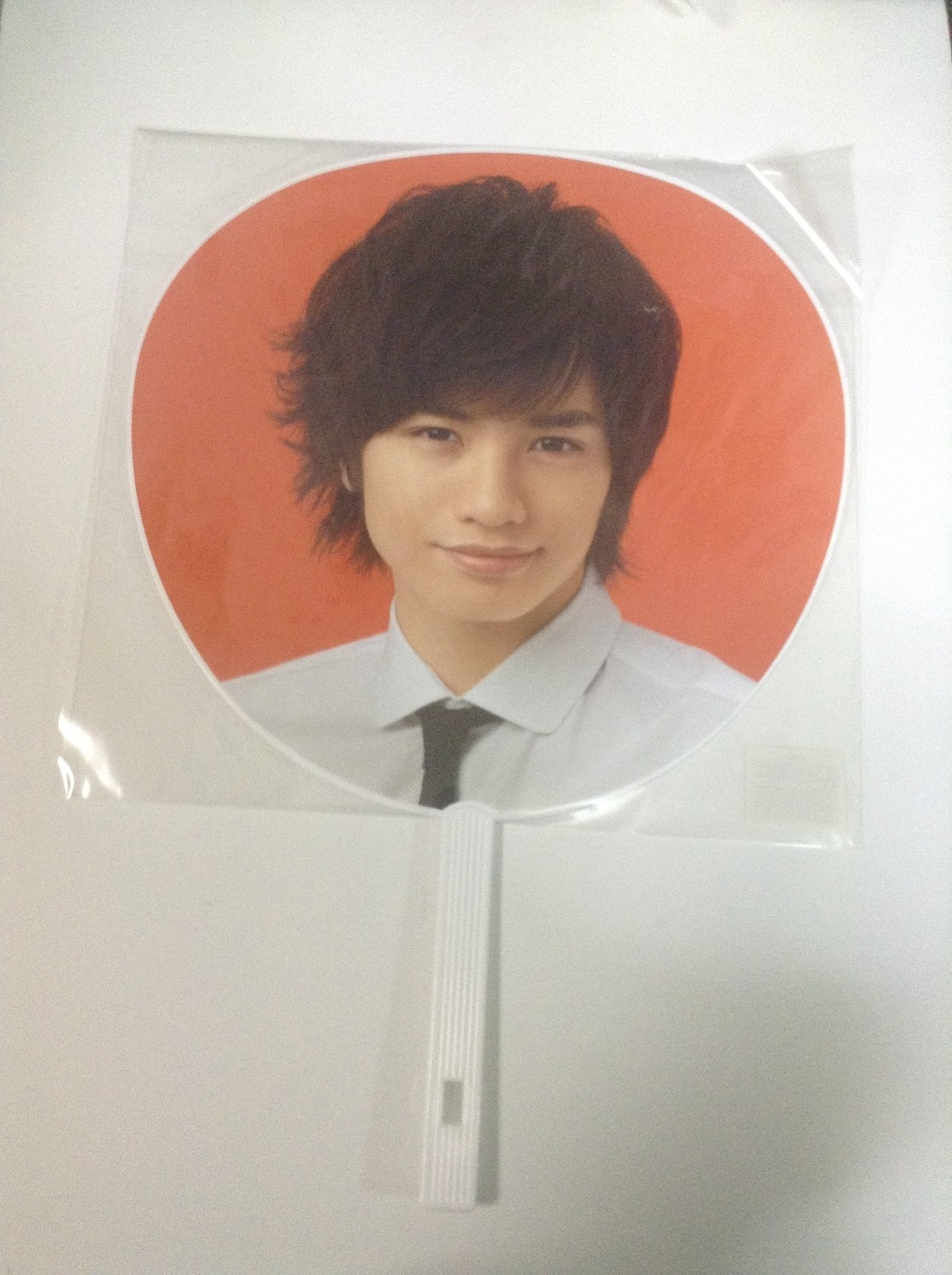 Sexy Zone Japan Tour 2013 Jumbo Uchiwa Kento