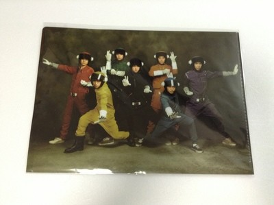 7-11 Eight Ranger Movie Clearfile