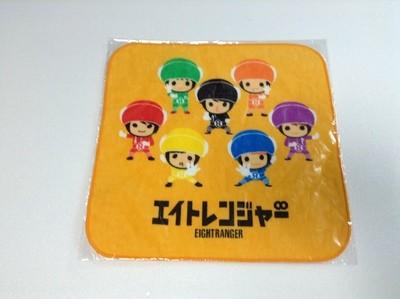 7-11 Eight Ranger Movie Mini Towel
