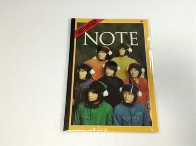 7-11 Eight Ranger Movie Notebook