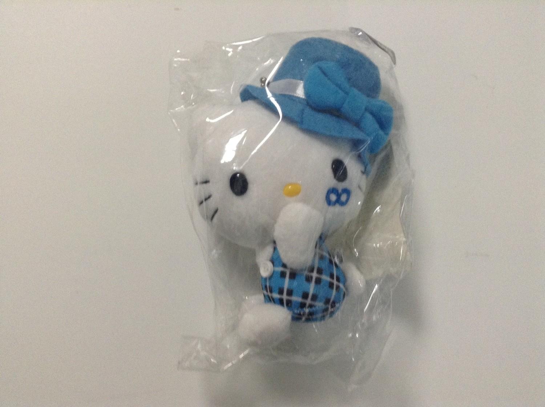 Kanjani8 7-11  2013 Hello Kitty Mascot Blue