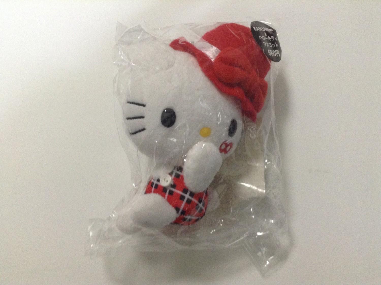 Kanjani8 7-11  2013 Hello Kitty Mascot Red