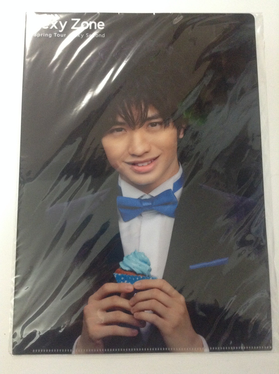 Sexy Zone Sexy Second Spring Tour Kento Clearfile