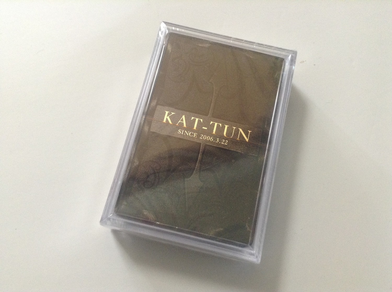 KAT-TUN Come Here Trump Cards
