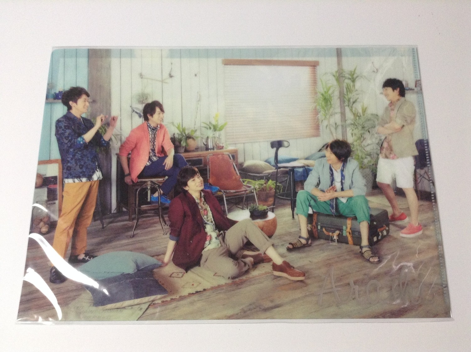 Arashi Blast in Hawaii Group Clearfile