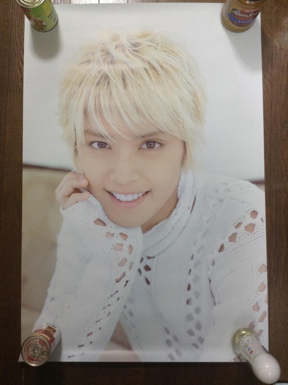 NEWS Tegoshi Yuya Poster