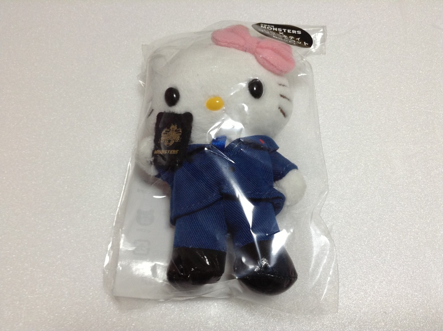 MONSTERS 7-11 Hello Kitty Yamapi Mascot Strap