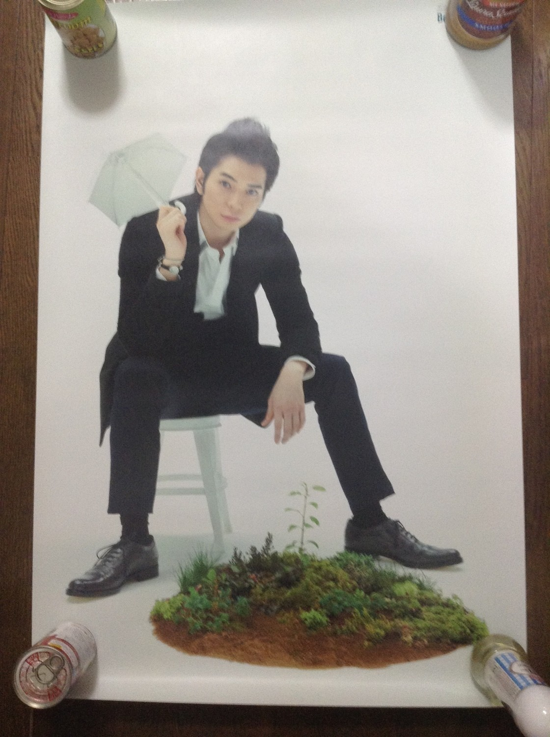 Arashi Beautiful World Matsumoto Jun Poster