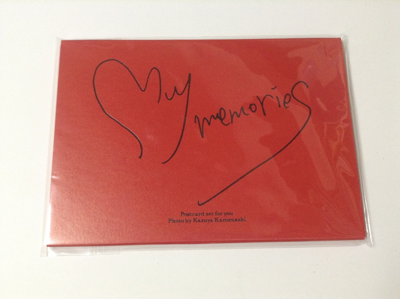 KAT-TUN New Year's Fan Event Kamenashi Postcards