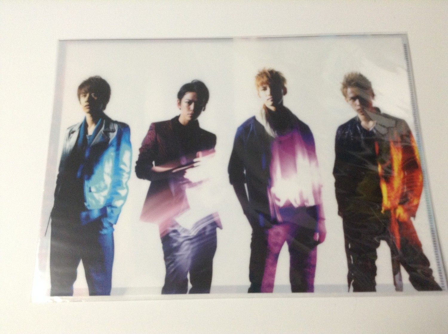KAT-TUN Come Here Group Clearfile